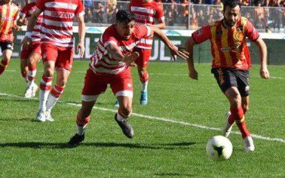 Ligue 1-Derby de Tunis : l'Espérance s'impose avec autorité