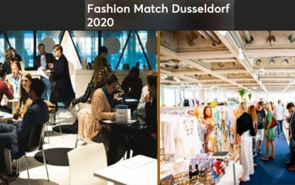 Une mission d'hommes d'affaires tunisiens au salon Fashion Match Dusseldorf du 26 au 28 janvier 2020 en Allemagne
