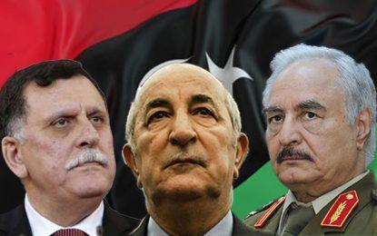 Maghreb : L'Algérie œuvre pour un règlement politique du conflit libyen