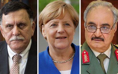 Guerre ou paix en Libye :  Coup de poker pour une mission impossible à Berlin