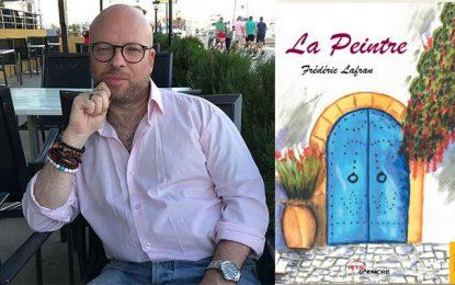 ''La peintre'' de Frédéric Lafran : Ombres et lumières à Sidi Bou Saïd