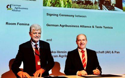 Agroalimentaire : Vers un partenariat stratégique entre Taste Tunisia et German Agribusiness Alliance