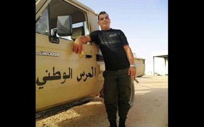 Ben Guerdane : Décès du caporal de la garde nationale Mohamed Jobrani, son collègue hospitalisé