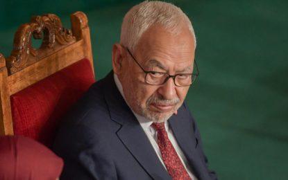 Tunisie : Pétition en ligne pour le retrait de Ghannouchi de la présidence de l'Assemblée