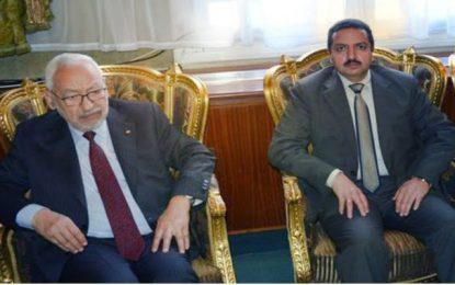 Rached Ghannouchi justifie les privilèges accordés à Habib Khedher, son chef de cabinet et son… neveu