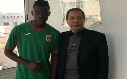 Le Stade tunisien annonce le transfert officiel de Guy Mbenza au Cercle de Bruges