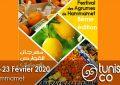 Le Festival des agrumes de Hammamet les 22 et 23 février 2020