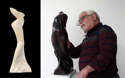 Sidi Bou Saïd : Hechmi Marzouk expose ses ''Sculptures'' au Violon Bleu