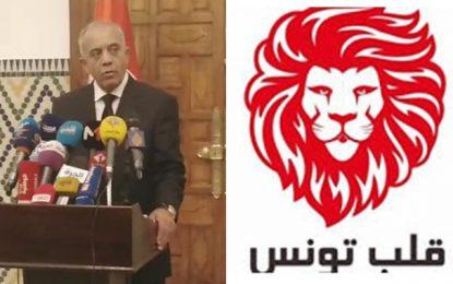 Composition fuitée du gouvernement : Qalb Tounes déplore que Jemli n'ait pas consulté ses dirigeants