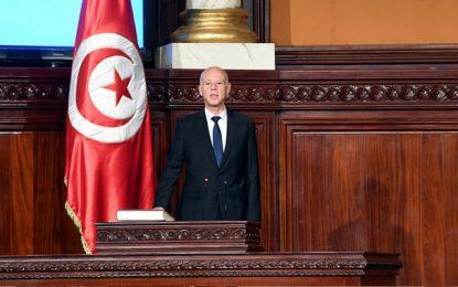 Désignation du chef du gouvernement : Saïed invite les partis et blocs parlementaires à présenter leurs propositions «par écrit»