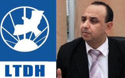 Bassem Trifi :  La LTDH dénonce la nomination de Sofiène Selliti au ministère de l'Intérieur