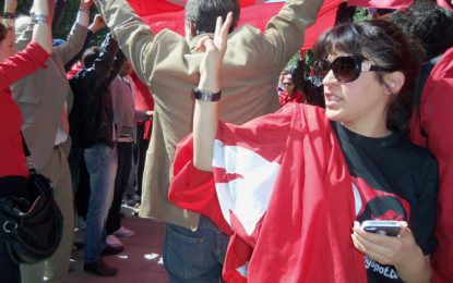 La militante Lina Ben Mhenni tire sa révérence