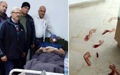 Au chevet de Mansour, le gardien du ministère des Technologies, agressé au couteau par des cambrioleurs
