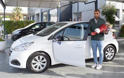 La Stafim Célèbre la livraison de la millième Peugeot 208 4CV