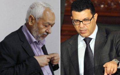 Rahoui à Ghannouchi : «Votre visite en Turquie, siège des Frères musulmans, est une menace pour la sécurité nationale»
