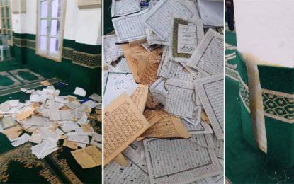 Sbeïtla : Arrestation d'un individu qui s'est introduit dans une mosquée et déchiré des exemplaires du Coran