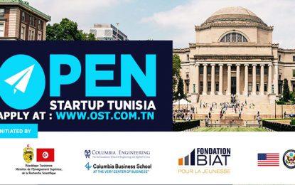 Open startup Tunisia : La finale aura lieu le vendredi 17 janvier 2020