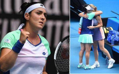 Ons Jabeur bat Caroline Wozniacki et se qualifie au 4e tour de l'Open d'Australie