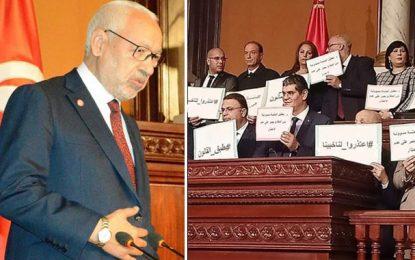 Le PDL demande d'auditionner Ghannouchi sur ses contacts secrets à l'étranger