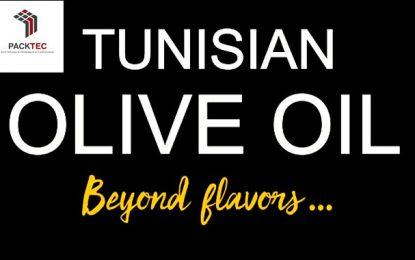 Packtec lance une campagne de promotion de l'huile d'olive conditionnée tunisienne pour 2020 à 2022