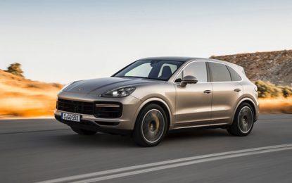 Le centre Porsche Tunis annonce l'arrivée du nouveau Cayenne Coupé (vidéo)