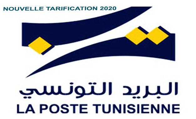 Tarif la poste 2020