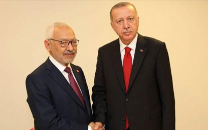 Selon Yassine Brahim, ٌRached Ghannouchi a été convoqué par le «gourou supranational des islamistes»