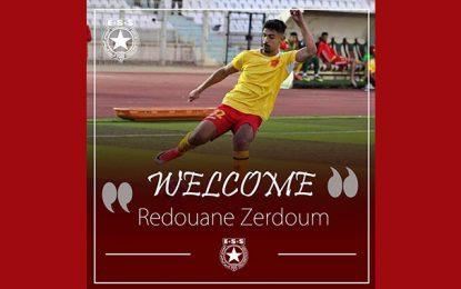 Redouane Zerdoum s'engage pour 3 saisons avec l'Etoile du Sahel