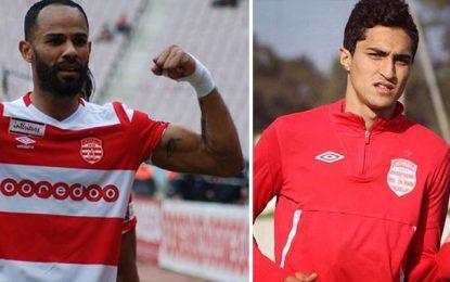 Club africain : Khalifa et Zemzemi convoqués pour le derby, Belkhither forfait