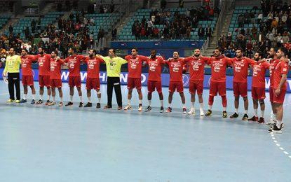 Championnat d'Afrique de handball : la Tunisie aux demi-finales
