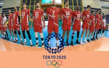 Volleyball-JO 2020 : la Tunisie avec le Brésil, la Russie, l'Argentine, la France et les États-Unis