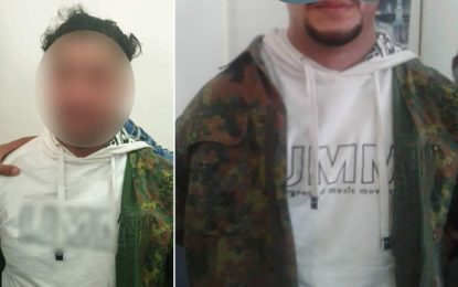 Arrestation à Tunis de «Weld Abid», un dangereux délinquant recherché pour meurtre, violences et braquages