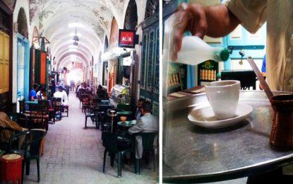 Consommation : la commande devra être renouvelée au-delà d'une heure passée dans un café