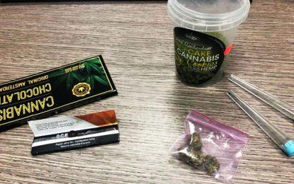La Douane tunisienne saisit des confiseries au cannabis à l'aéroport de Tunis-Carthage