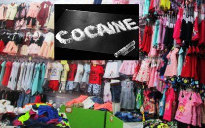Hammam-Sousse : Il vendait de la cocaïne dans sa boutique de friperie
