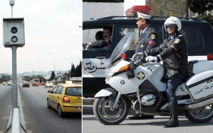 Sécurité routière : Bientôt 160 radars supplémentaires sur les routes tunisiennes