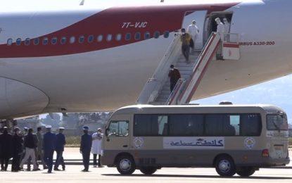 Après leur arrivée en Algérie : Un avion militaire pour transporter les Tunisiens de retour de Chine
