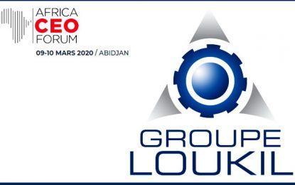 Africa CEO Forum Awards : le Groupe Loukil (Tunisie) parmi les finalistes de l'édition 2020