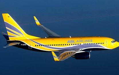ASL Airlines reliera Paris à Djerba durant l'été 2020