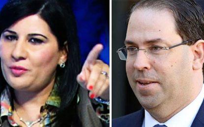 Communication politique : Abir Moussi dénonce «l'apeuprisme» du gouvernement