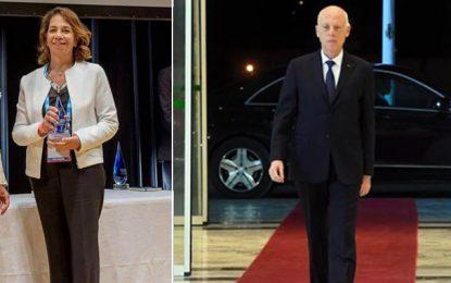 Aucun lien de parenté entre le président Kaïs Saïed et Aksa Bahri, nommée secrétaire d'Etat à l'Agriculture