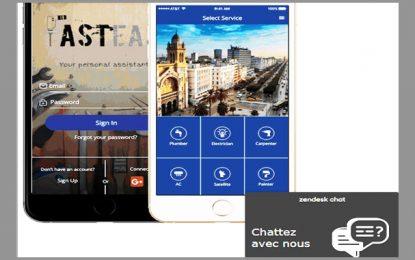 Fasteas, la nouvelle application pour demander ou offrir un service géolocalisé en temps réel en Tunisie