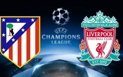 Atlético Madrid-Liverpool en live streaming : 8e de finale aller LDC 2020