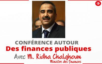 L'Atuge organise un débat sur les finances publiques avec Ridha Chalghoum
