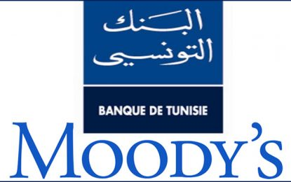 Moody's explique la notation «Perspectives stables» de la Banque de Tunisie (BT)