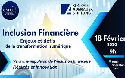 Inclusion financière: Enjeux et défis de la transformation numérique