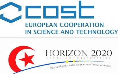 Le programme Cost de coopération européenne en science et technologie  présenté aux chercheurs tunisiens le 20 février 2020 à Tunis