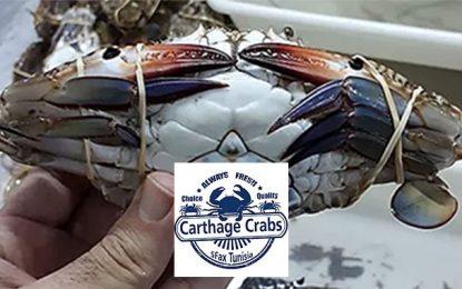 Produits de la mer: La Carthage Crabs tunisienne a désormais pignon sur rue aux Etats-Unis