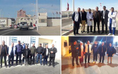 Coronavirus : Des équipes permanentes de contrôle aux postes frontaliers tunisiens