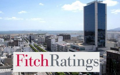 Fitch Ratings maintient la notation de la Tunisie à «B+» avec perspectives «négatives»